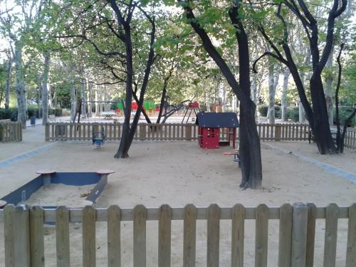 zona jocs parc santa amèlia