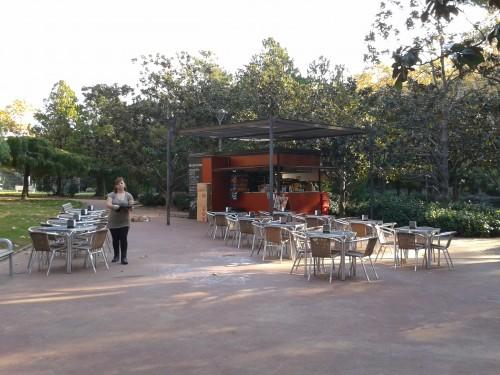 bar parc santa amèlia