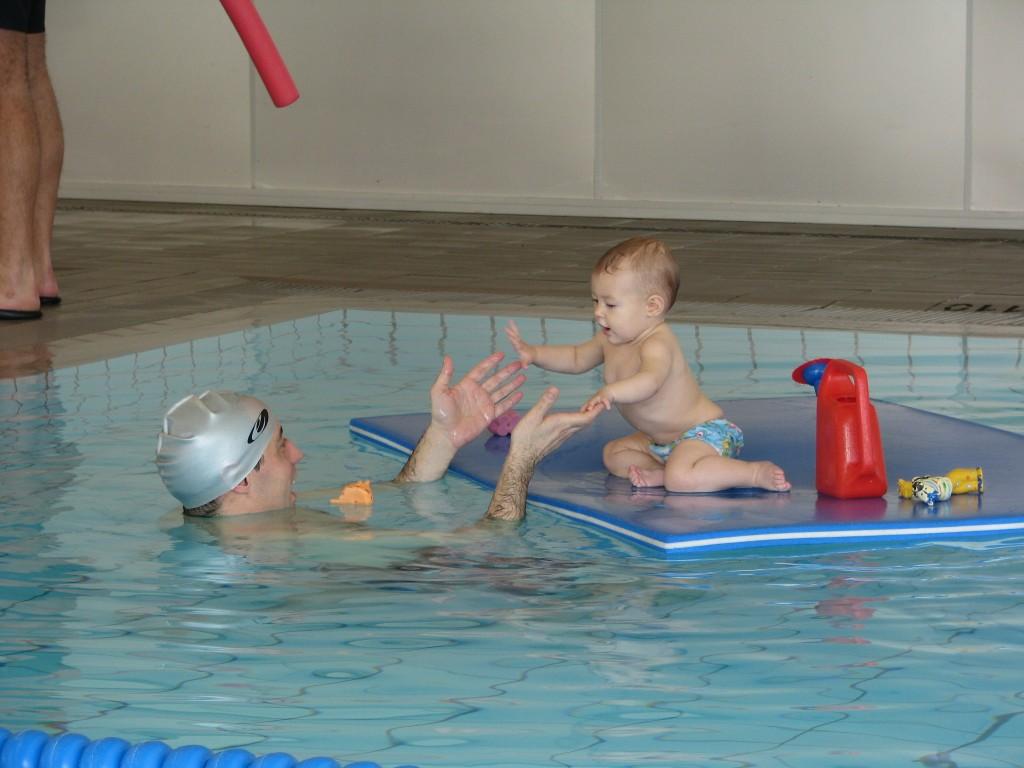 Can Caralleu piscina nadons