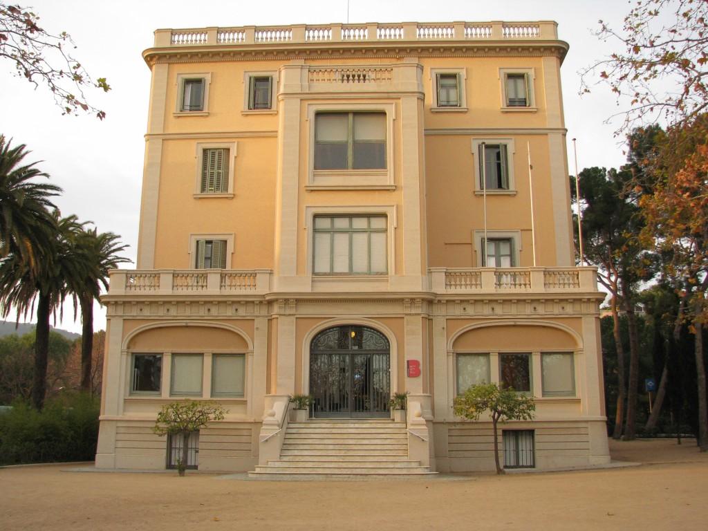 centre cívic sarrià