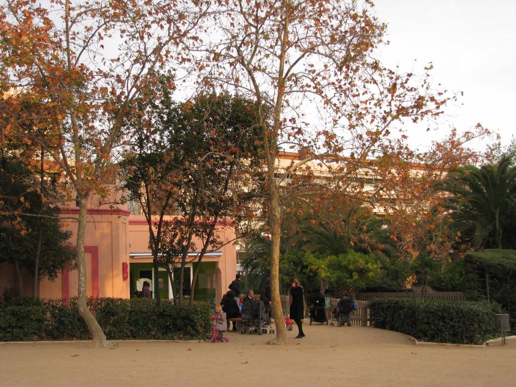 espai infantil el parc
