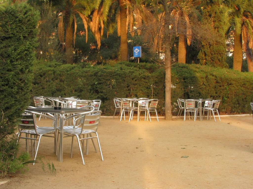 terrassa bar centre cívic