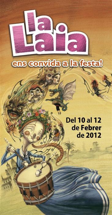 Santa Eulàlia 2012