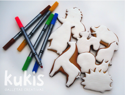 Kukis galletas creativas