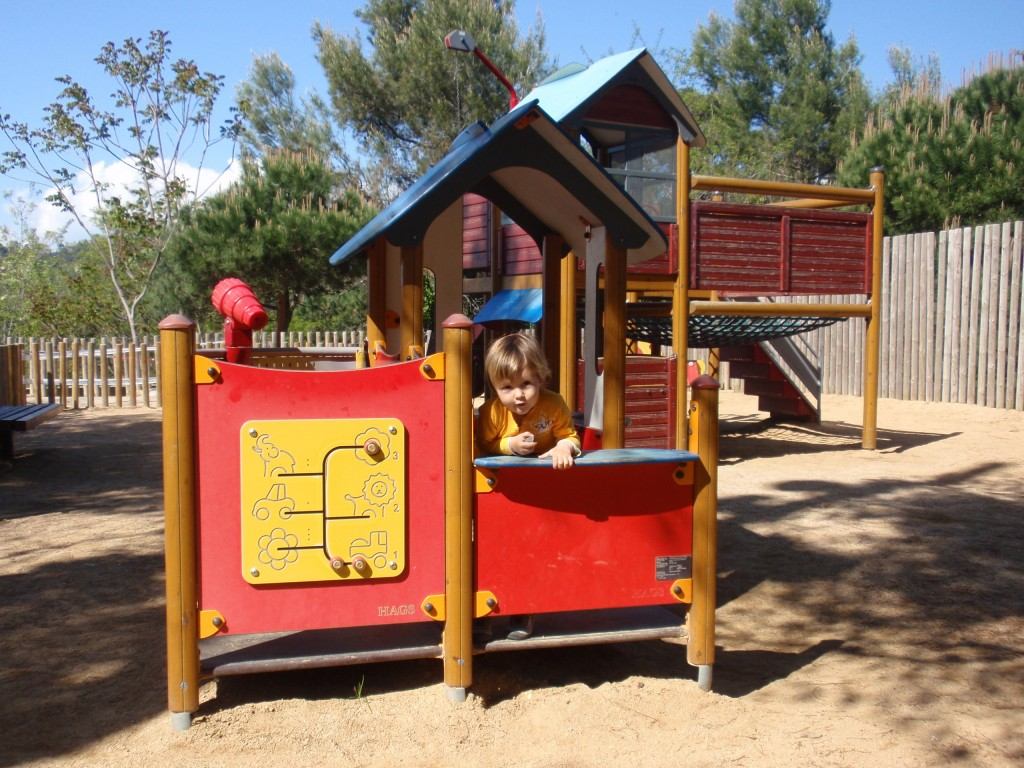 parc infantil vallvidrera