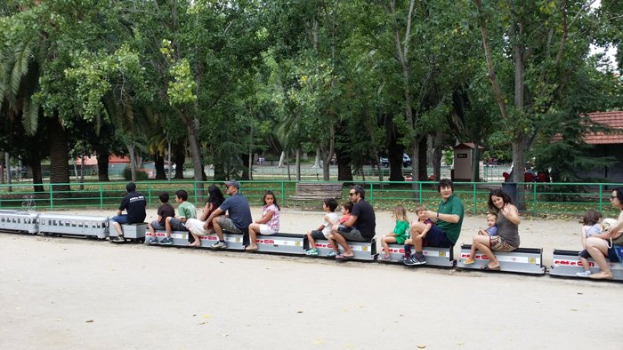 tren parc can mercader
