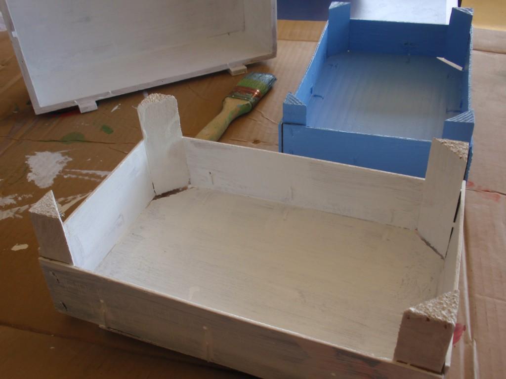 redecorant caixes de fusta