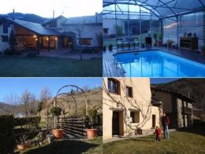 Hotel rural can cruells un hotel amb encant i familiar - Casa rural planoles ...