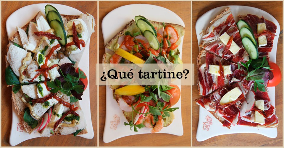 tartine Le Pain Quotidien