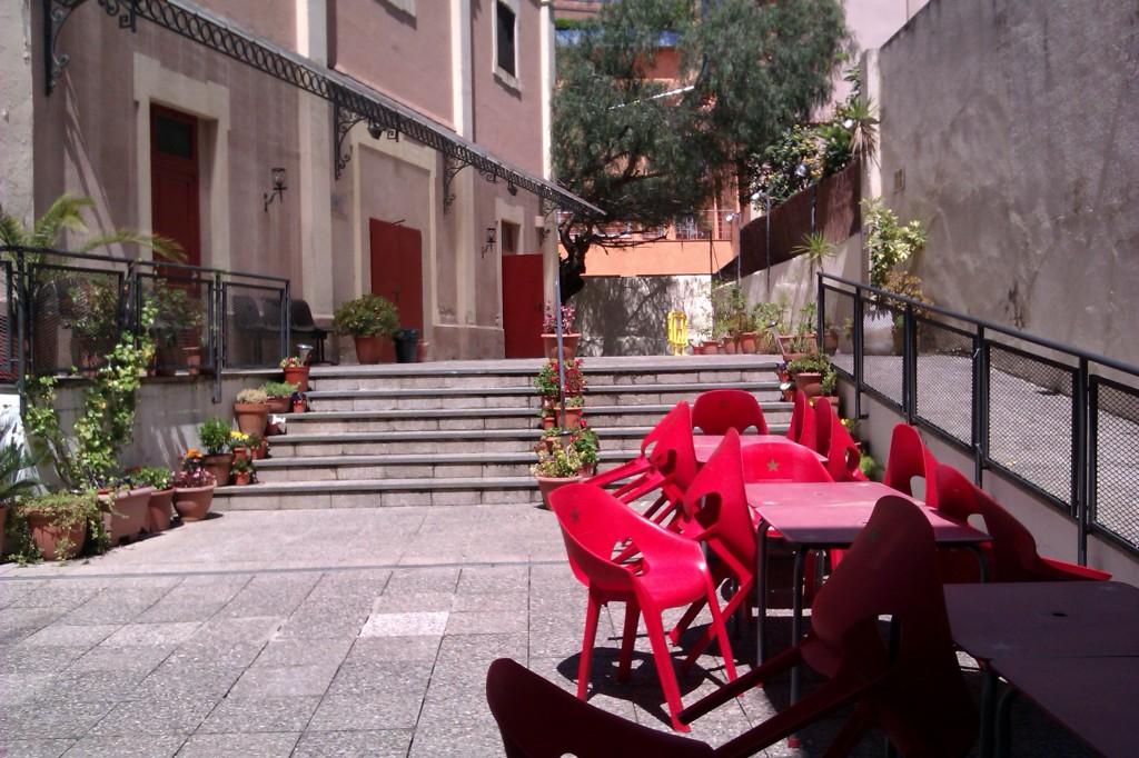 terrassa centre parroquial sarrià