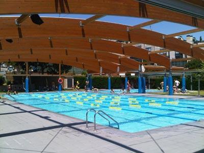 les millors piscines descobertes de barcelona per a l