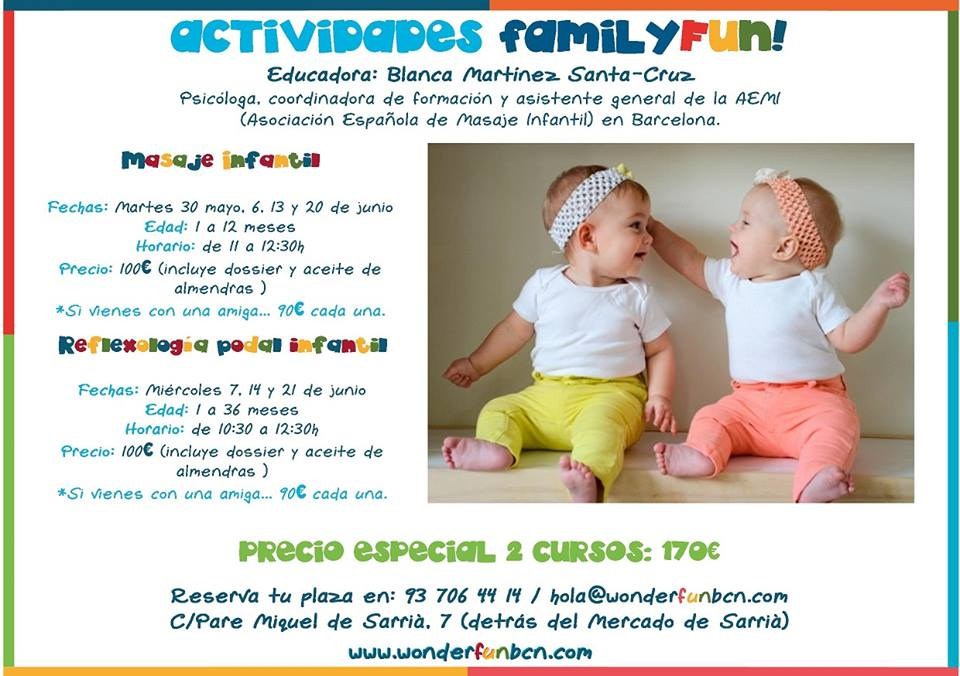 activitats wonderfun