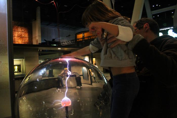 cosmocaixa electricitat