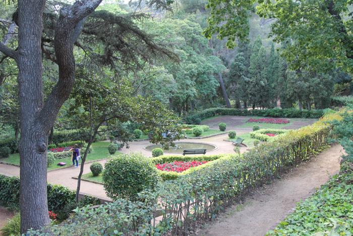 parc del laberint