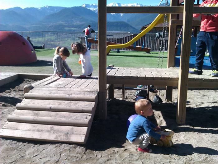 cerdanya resort parc infantil