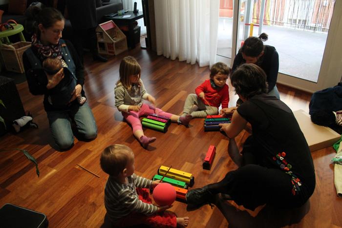 taller de musica a casa