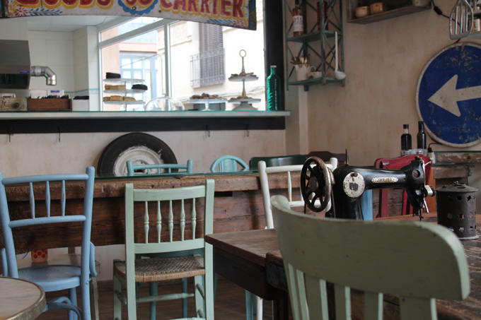Temps de terra restaurant