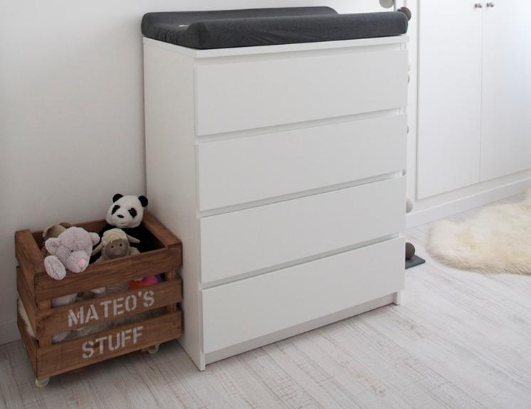 caixa fusta joguines
