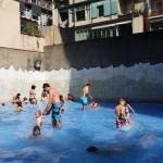 piscina torre de les aigües
