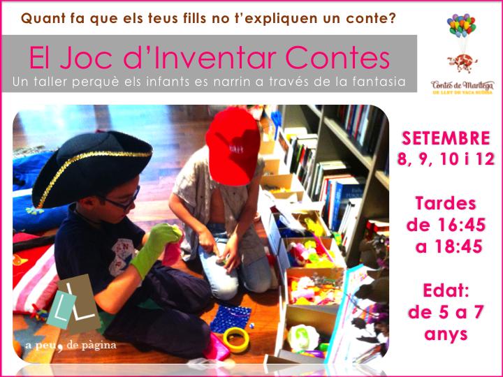 Setembre_Joc Inventar Contes