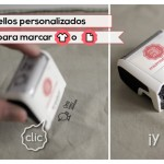 segells marcar roba nens