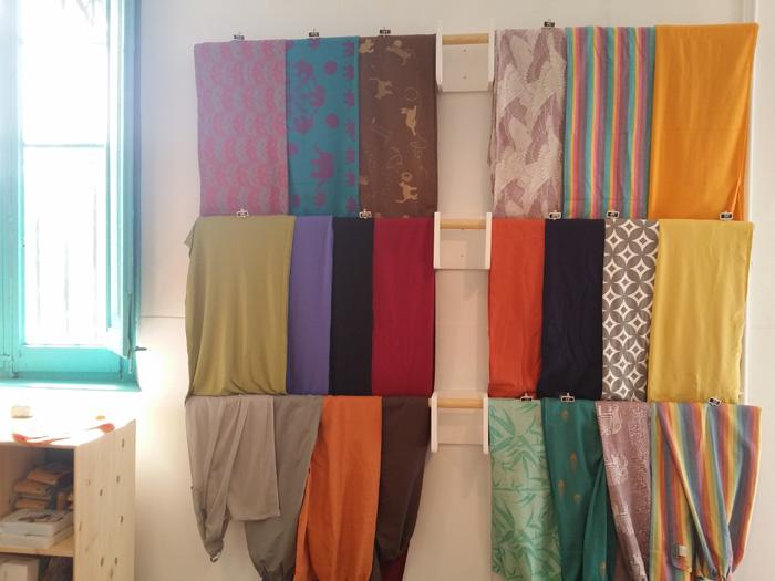 aupali foulards