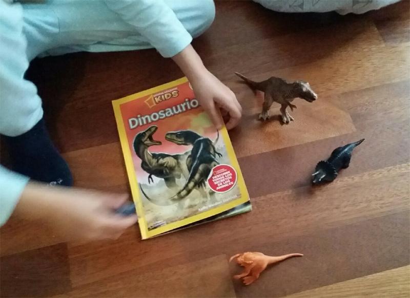 llibres dinosaures nens