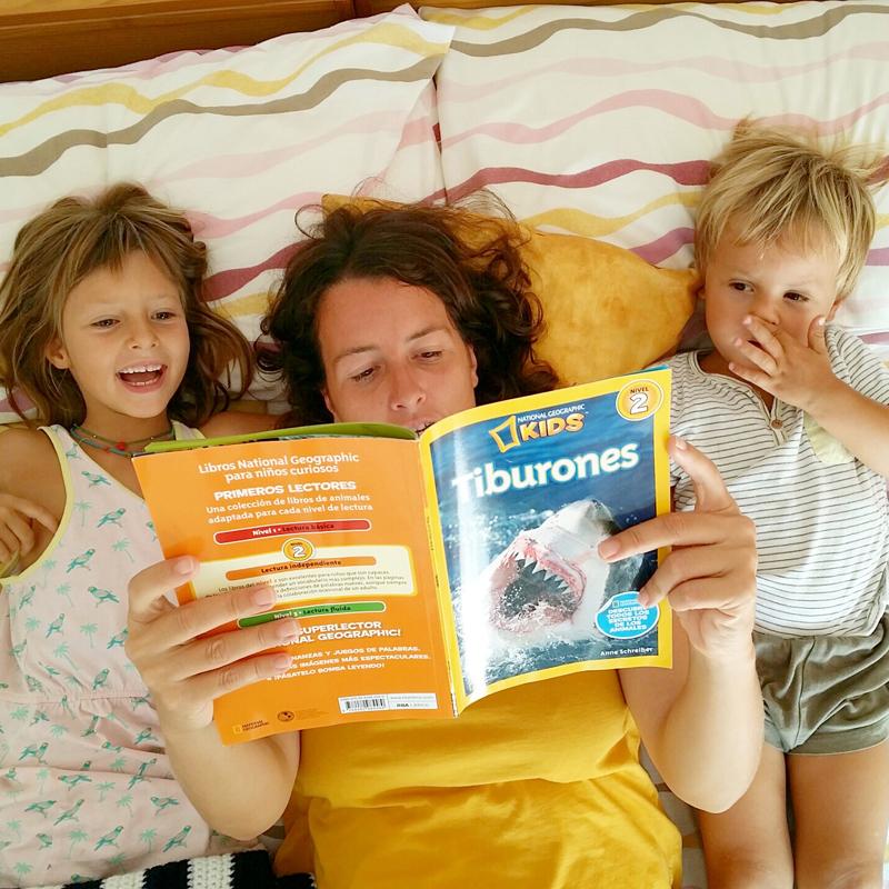 llibres taurons nens