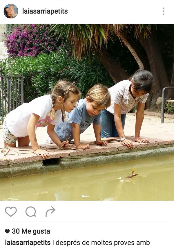 instagram sarria petits