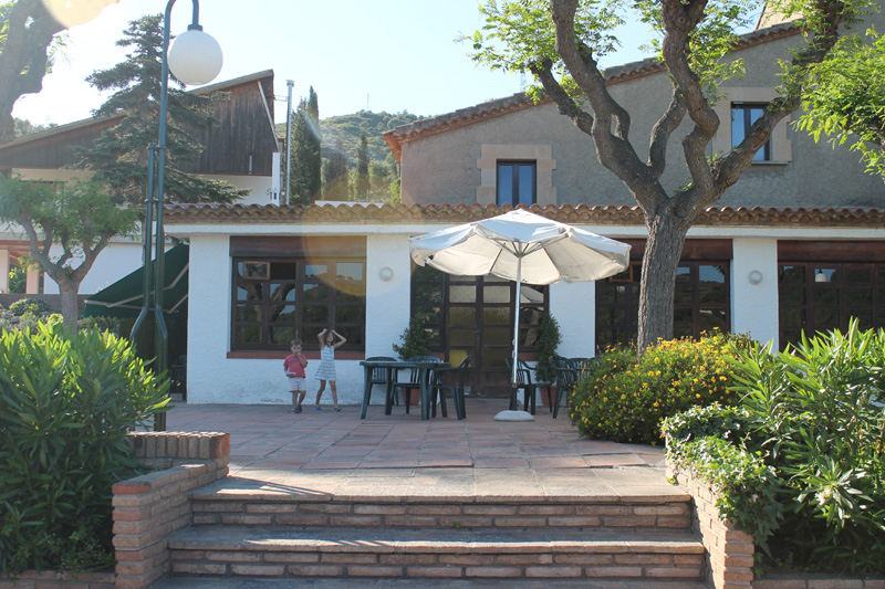 restaurant club tennis sant gervasi
