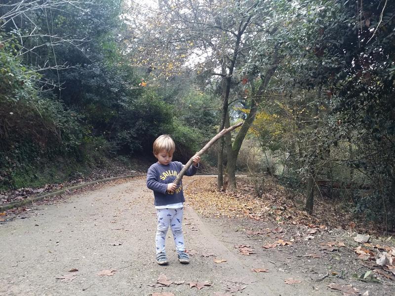 excursio nens vallvidrera