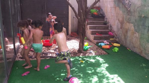 jocs aigua casal estiu