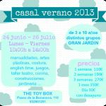 Casal Verano 2013